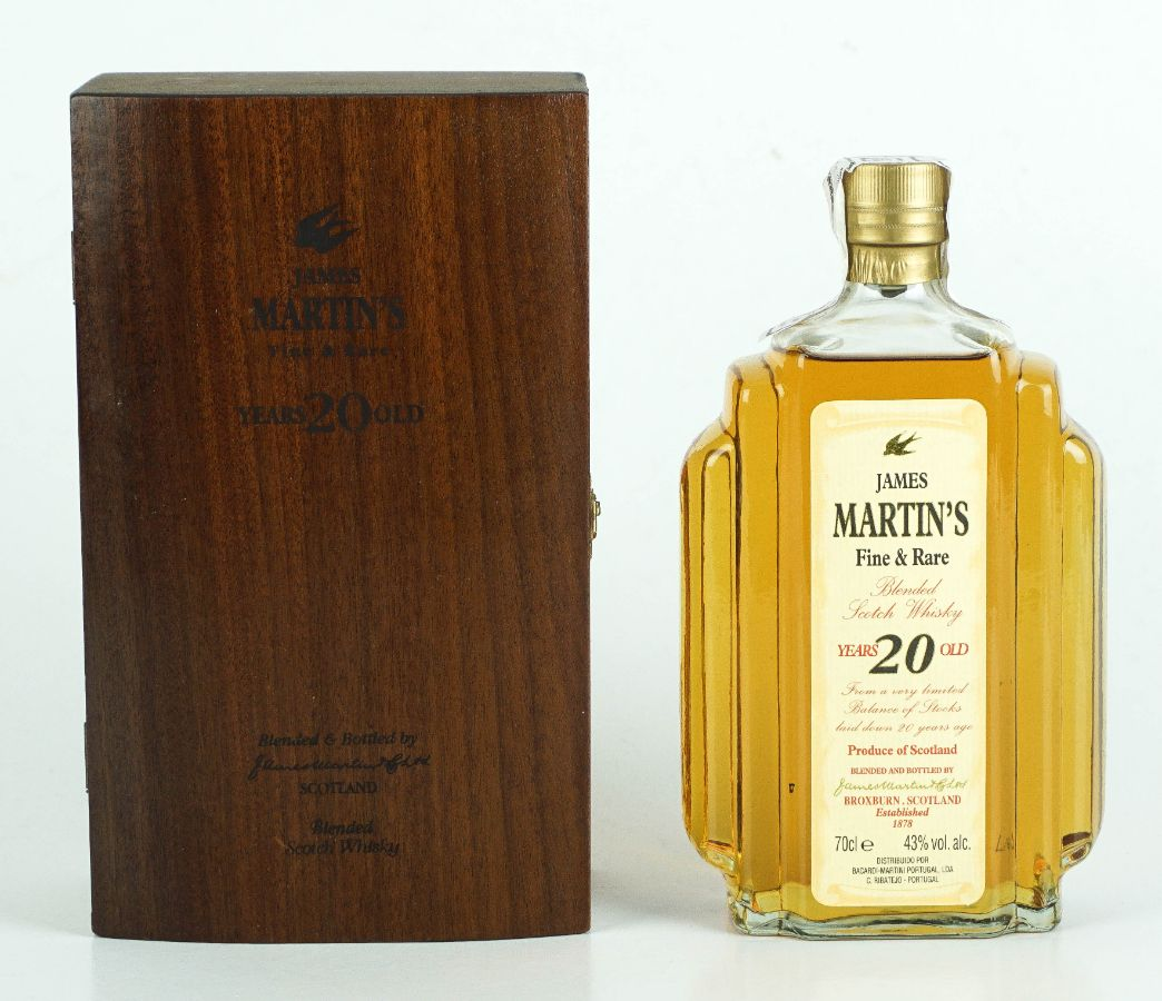 Whisky James Martin's