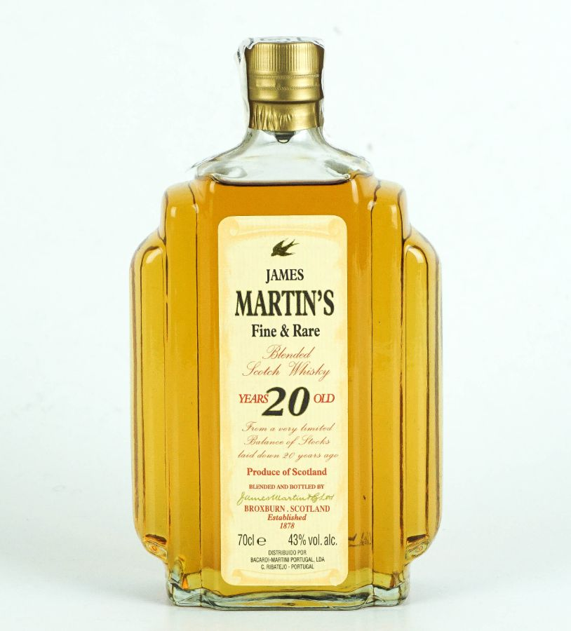 Whisky James Martin's