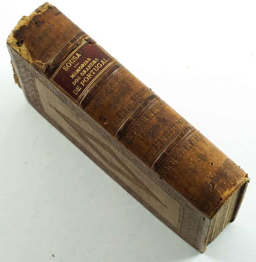 MEMORIAS DOS GRANDES DE PORTUGAL (1755)