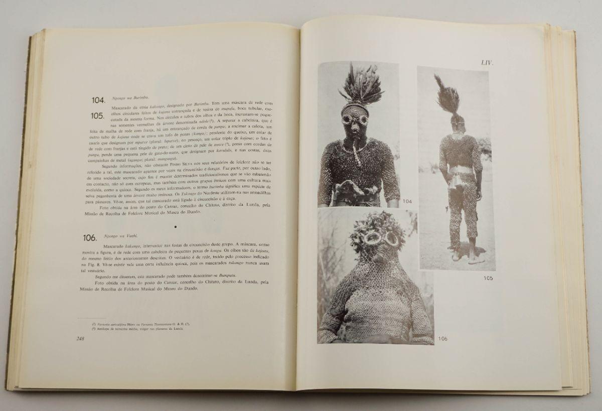 Os Akixi (Mascarados) do Nordeste de Angola