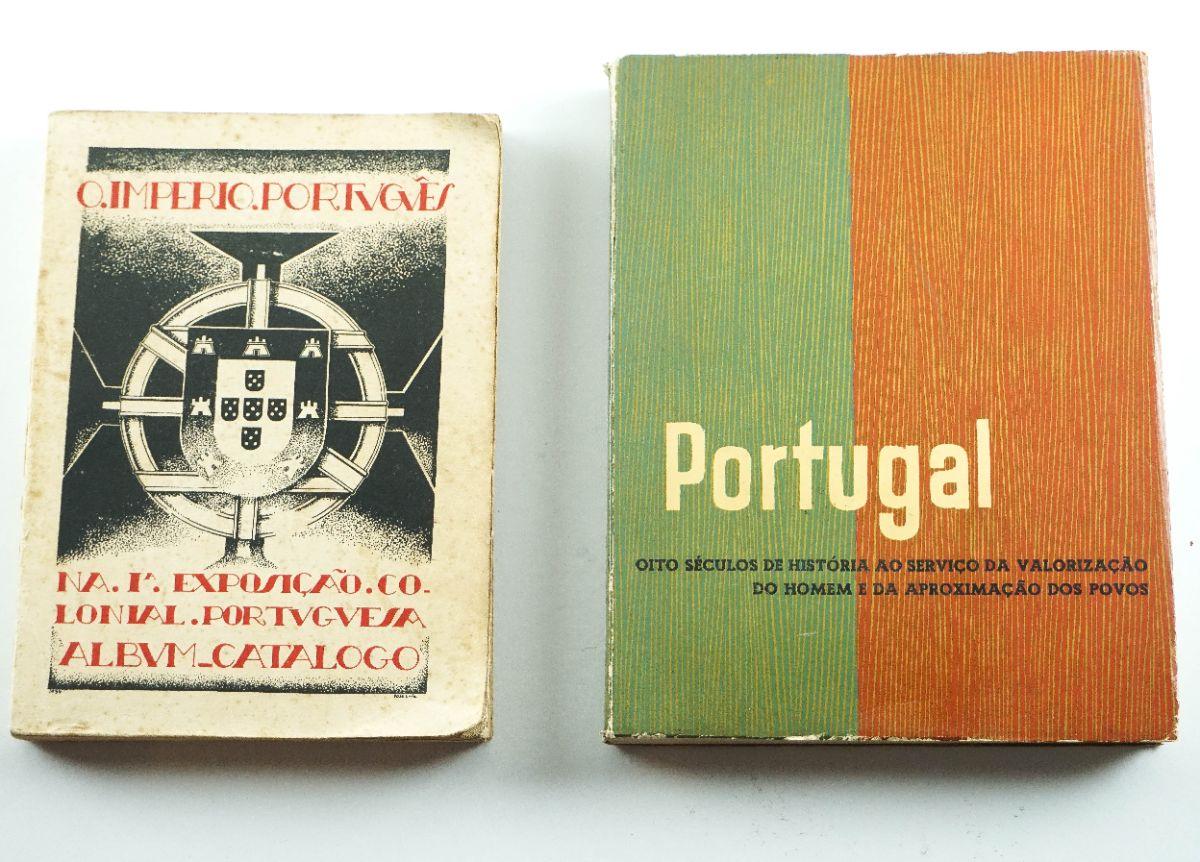 2 Livros sobre Portugal