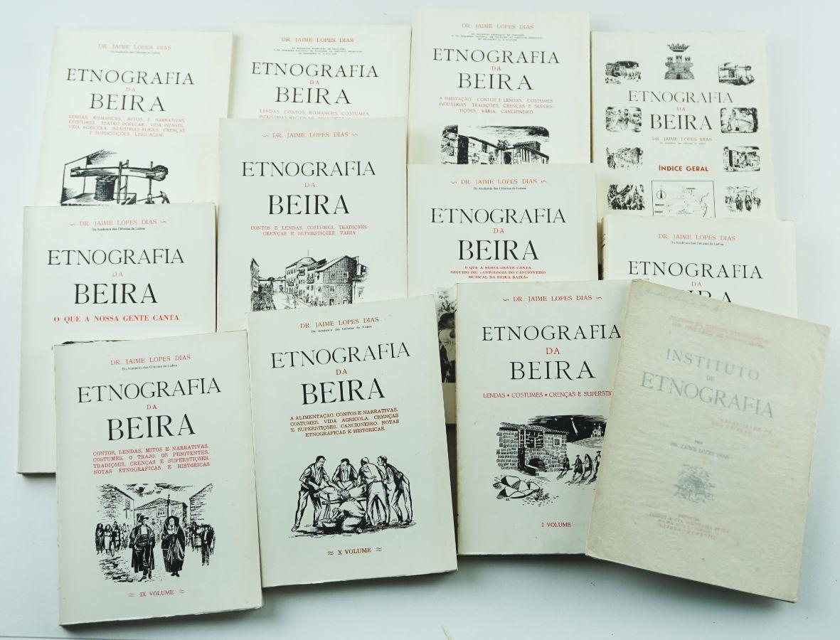Etnografia da Beira (completo )