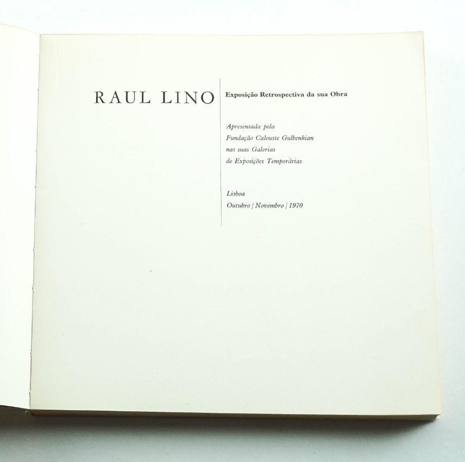 Raúl Lino