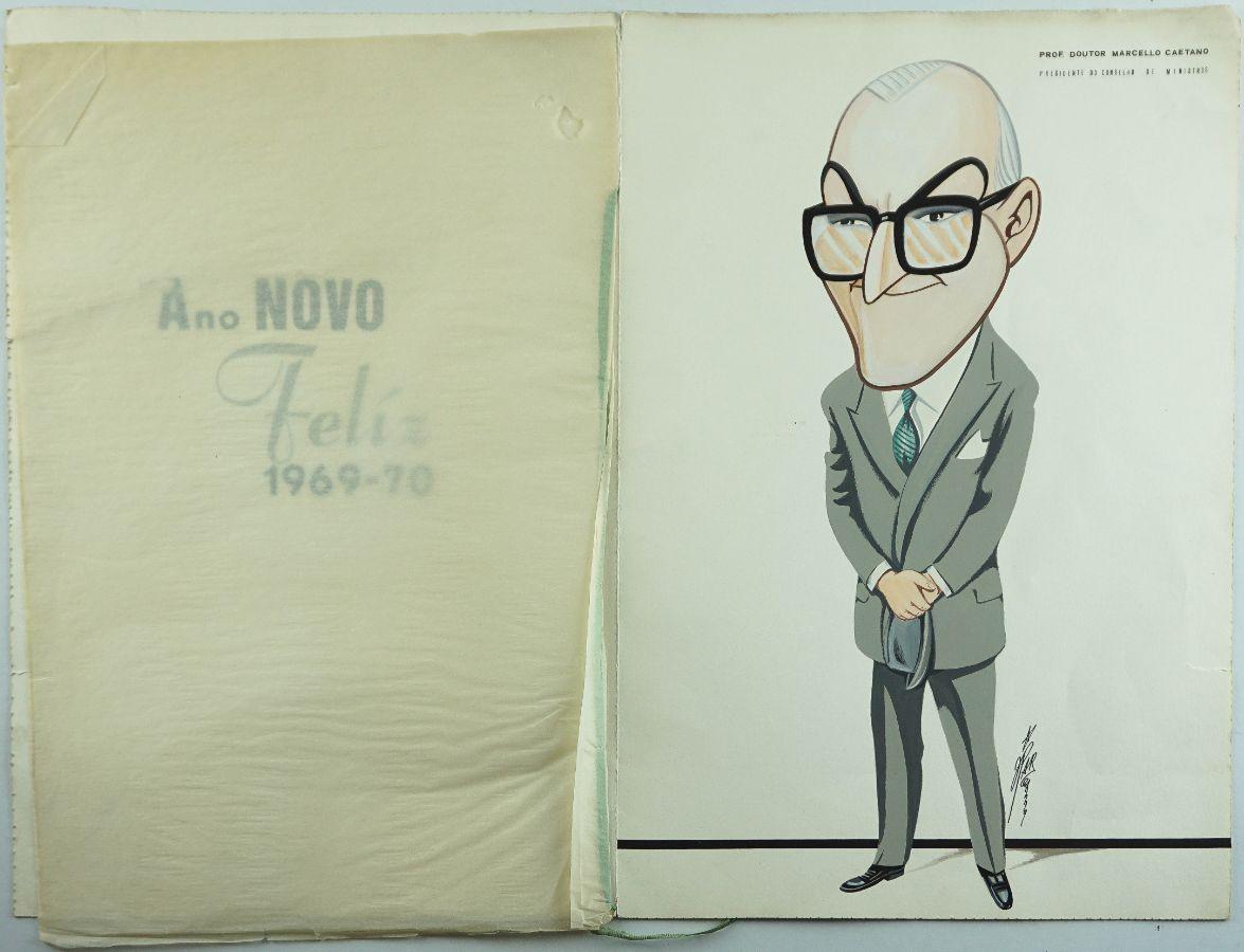 Professor Doutor Marcelo Caetano