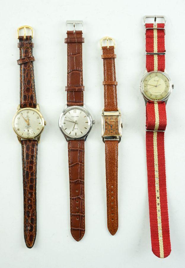 4 Relógios de pulso