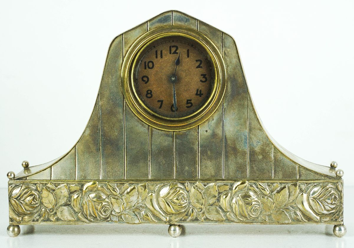 Relógio de mesa Art Deco
