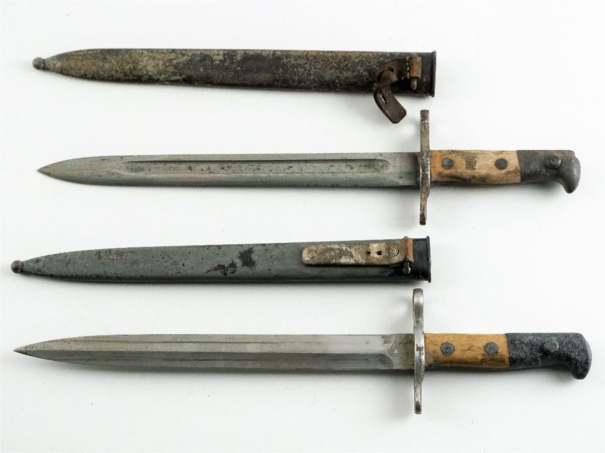 2 Baionetas Alemãs