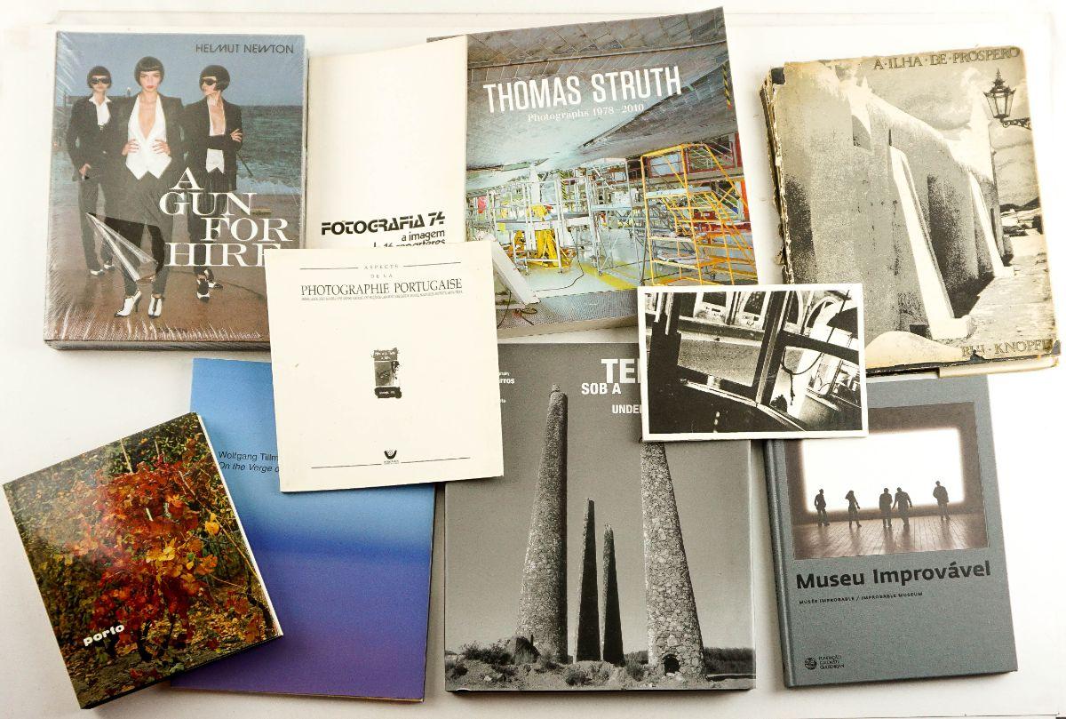 Livros e Publicações de Fotografia