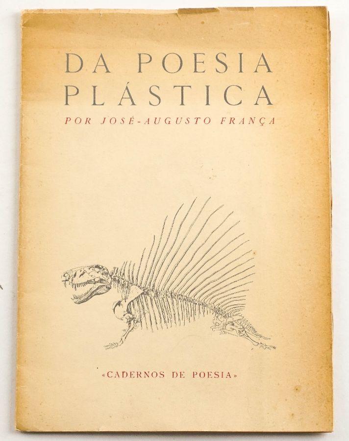 Da Poesia Plástica – José Augusto França