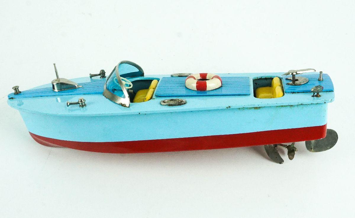Barco Brinquedo Japonês