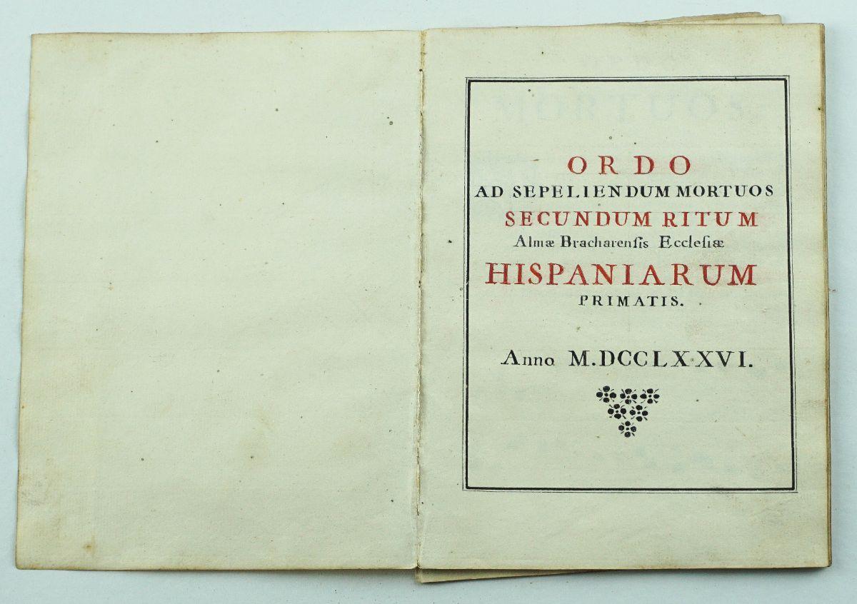 Manuscrito colorido 1776