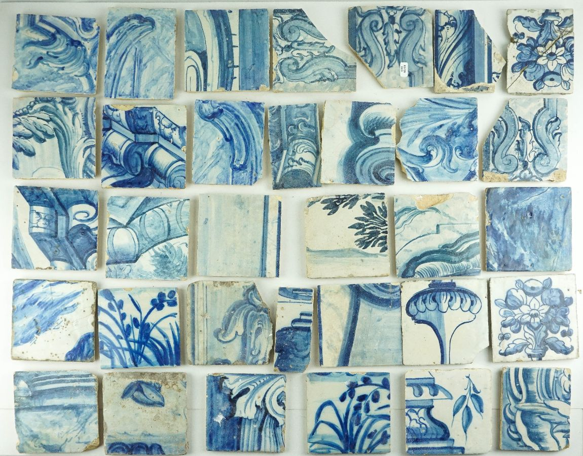 30 Azulejos