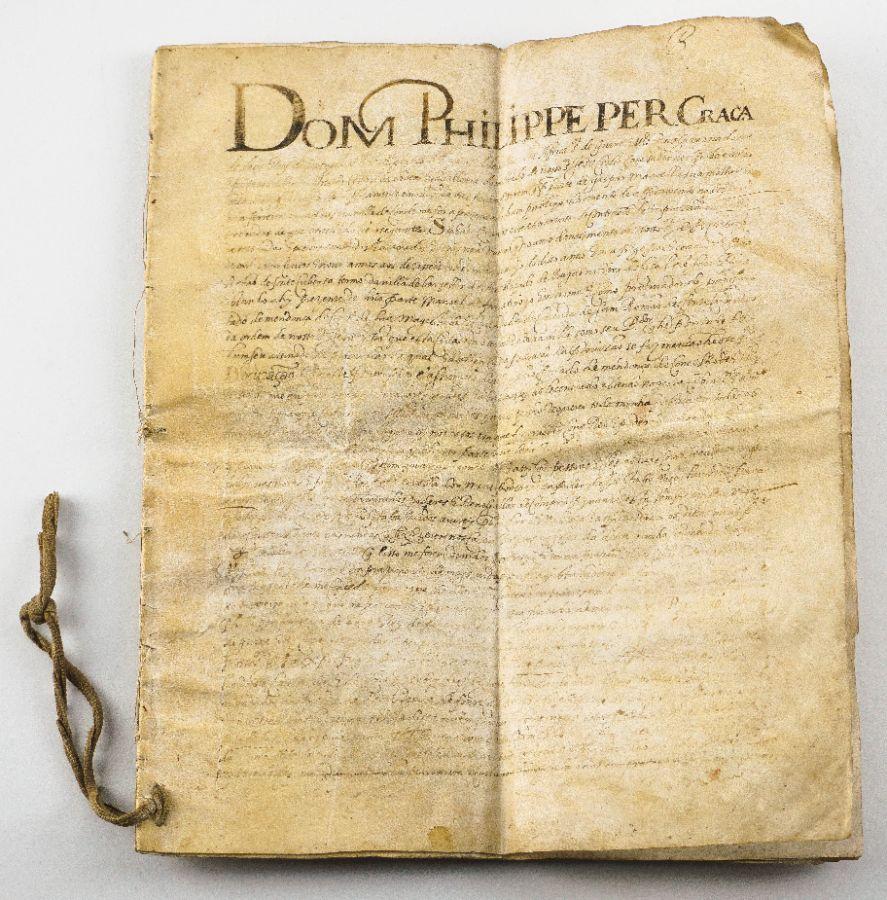 Carta de Aforamento – Filipe III