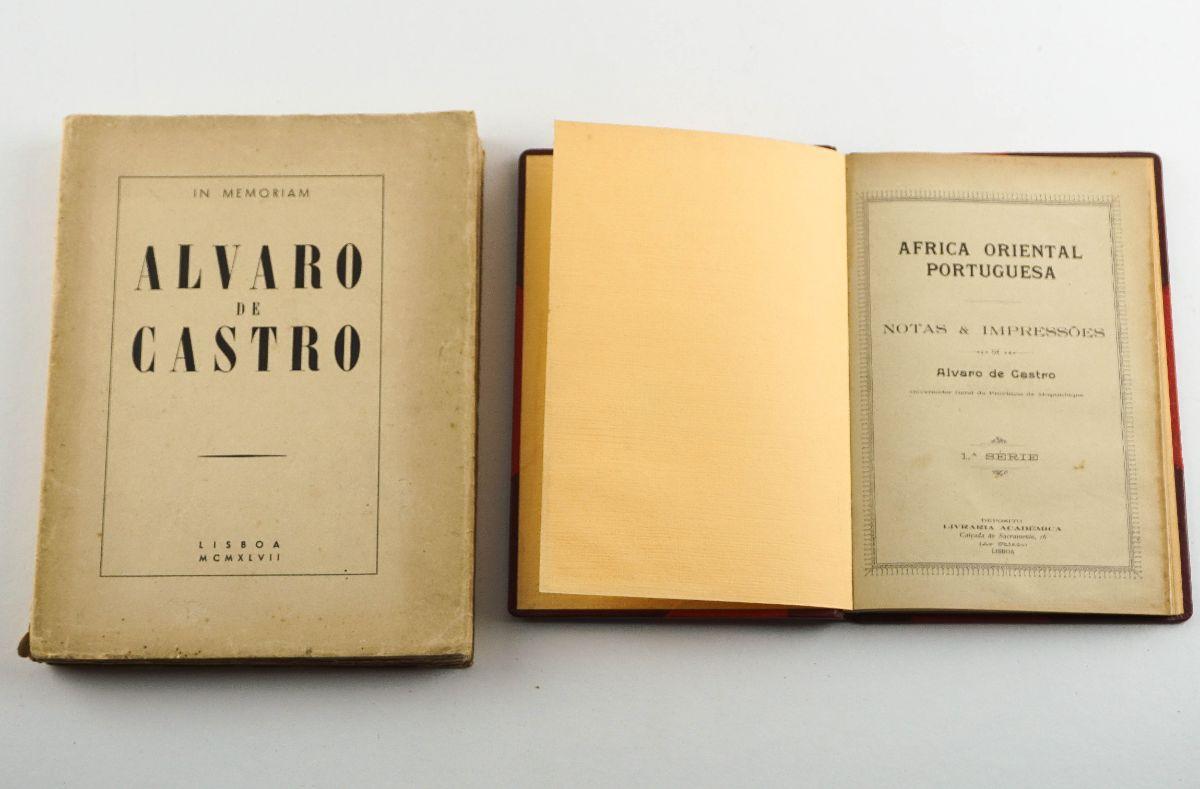Moçambique – Álvaro de Castro