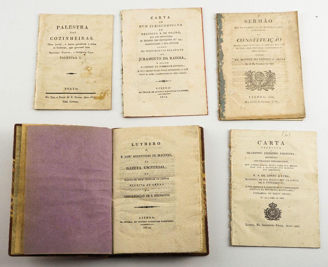 Debate em torno do Liberalismo (1821-1823)