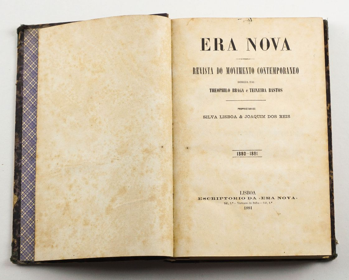 Era Nova (1880-1881)