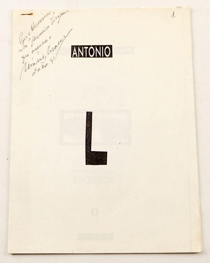 Mario Cesariny – maquete para livro de artista
