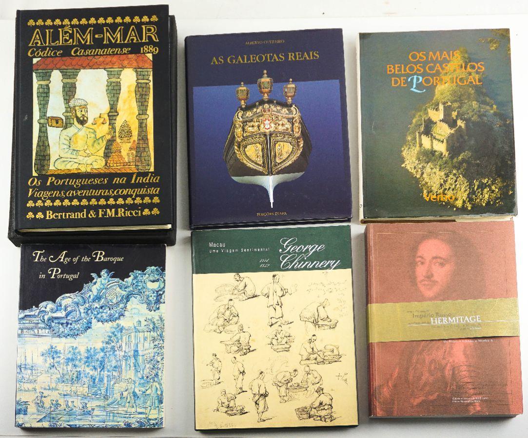 6 Livros sobre Arte e Viagens