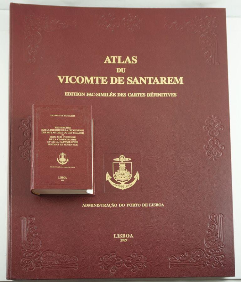 Atlas do Viconte de Santarém