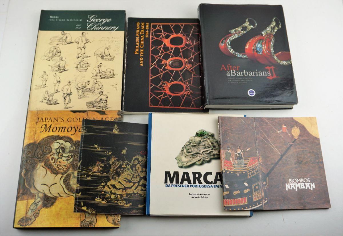7 Livros Orientais