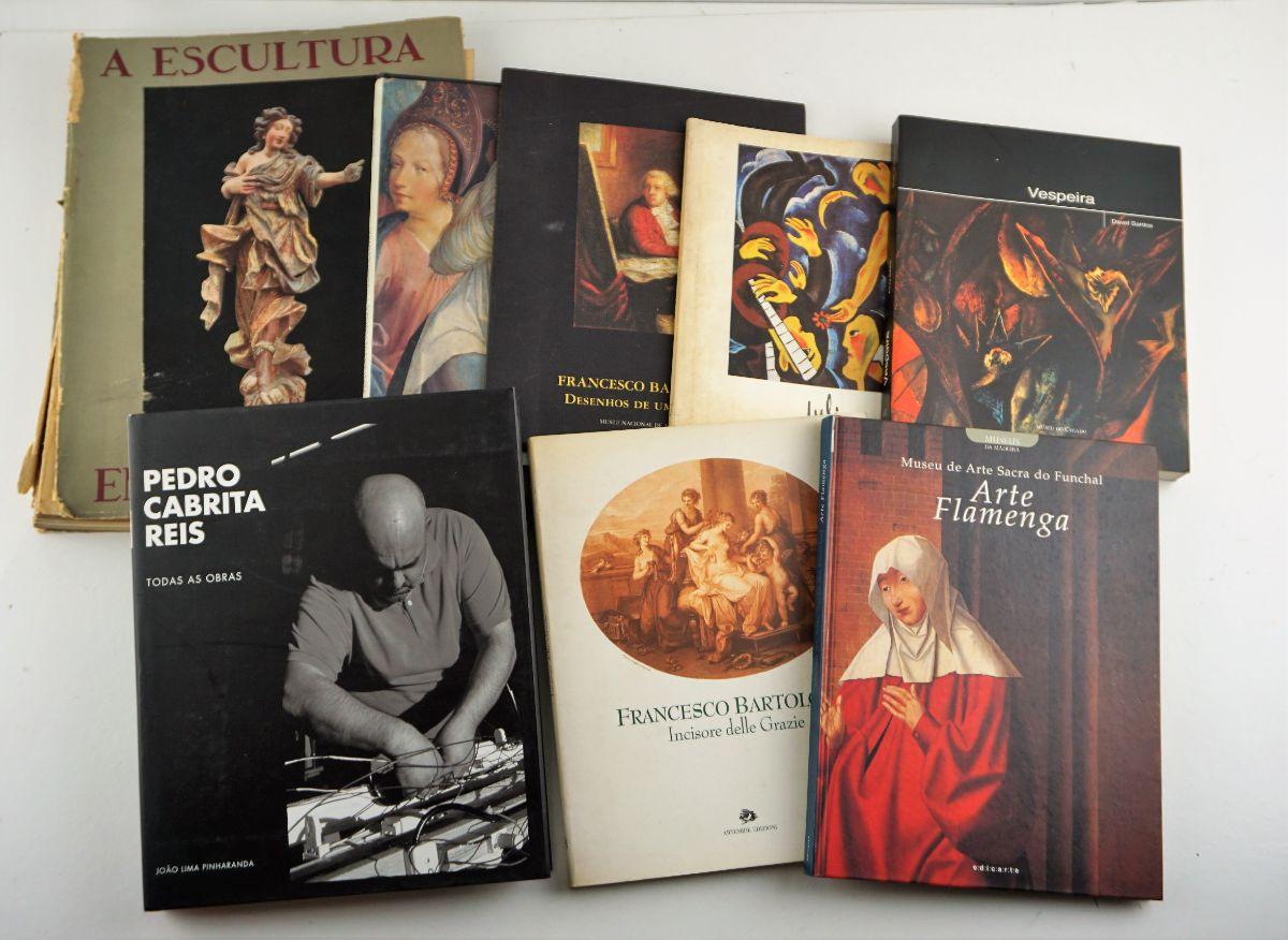 8 Livros diversos