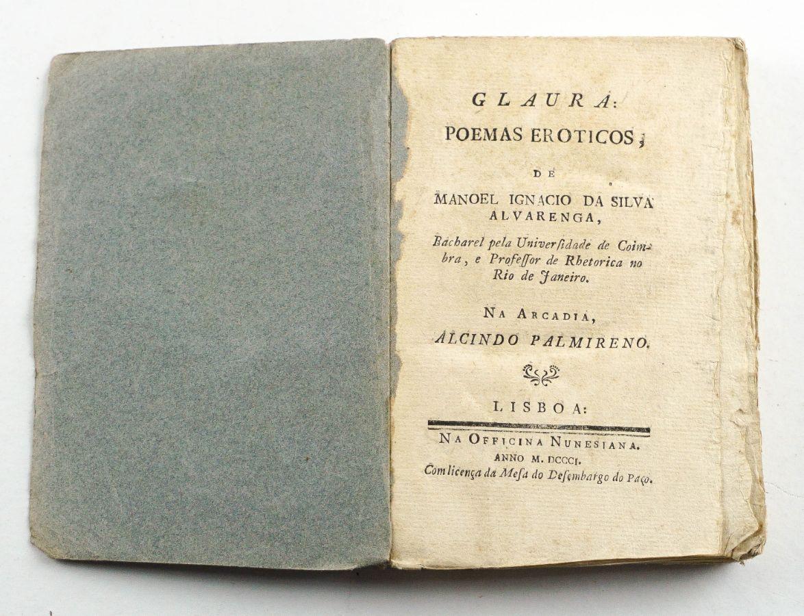 Glaura – Poemas Eróticos (1801)
