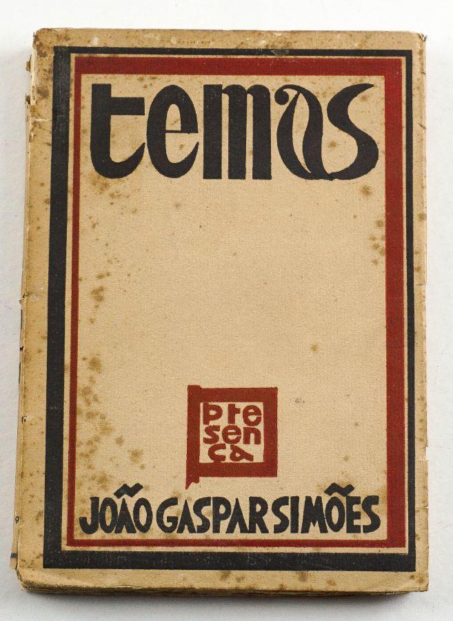 João Gaspar Simões – Fernando Pessoa (1929)