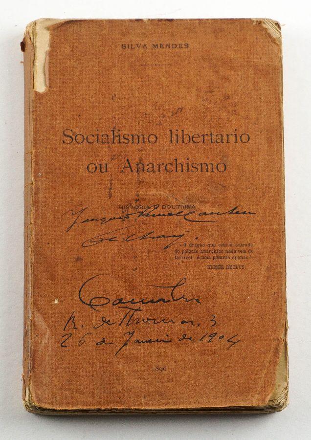 Socialismo Libertário ou Anarchismo (1896)
