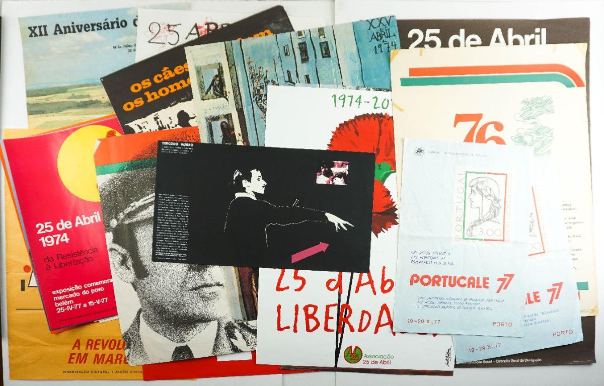 21 Cartazes Políticos