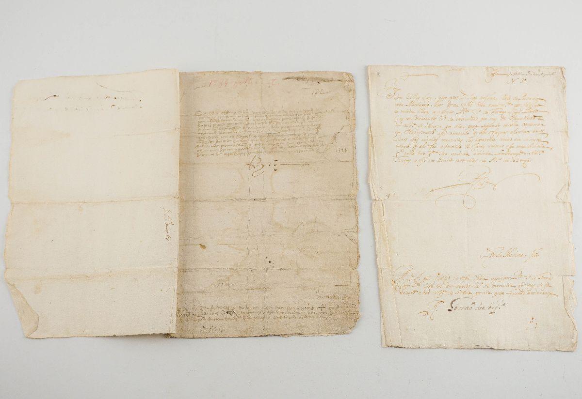 Manuscrito do Rei D. João III – 1534
