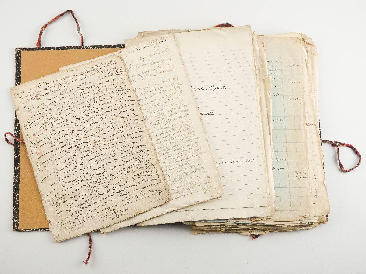 Manuscritos da Quinta da Fervença de Sinfães – Viseu