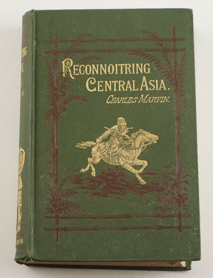 Reconnoitring Central Asia