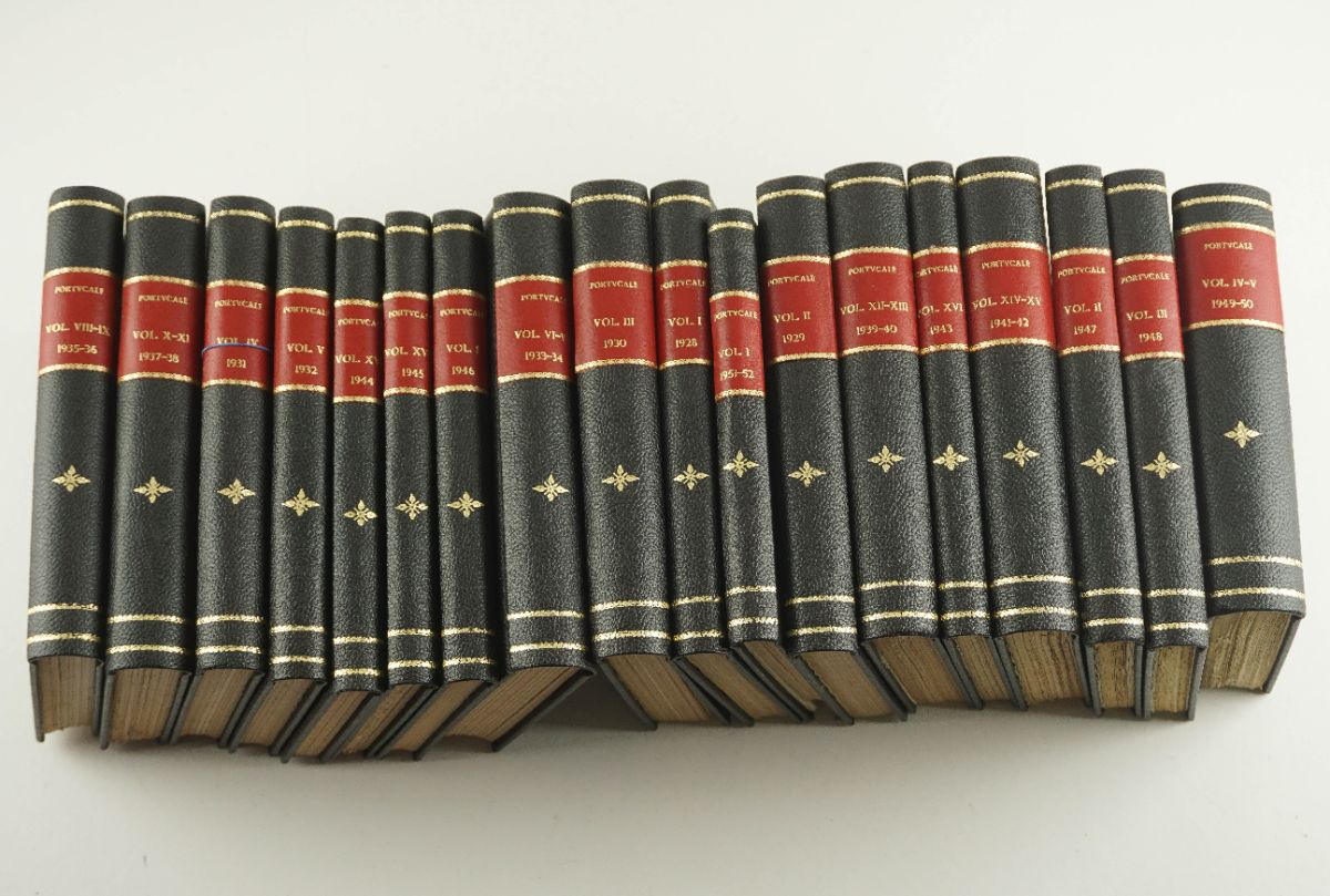 Portucale – Revista Ilustrada de Cultura Literária, Científica e Artística (1928-1955)