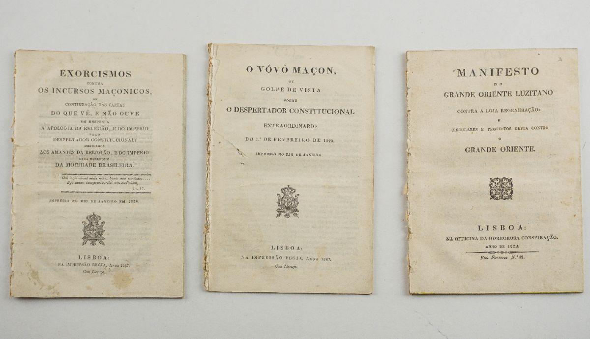 Maçonaria (1823-1827)