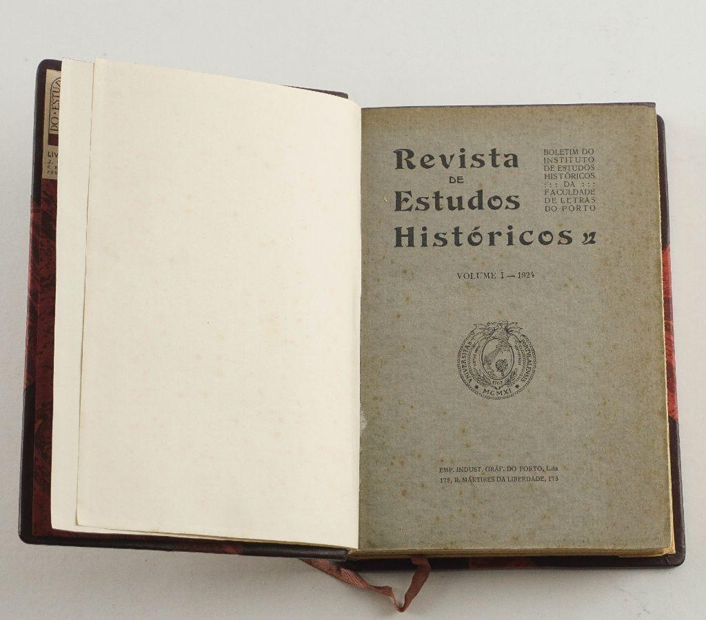 Revista de Estudos Históricos (1924-1929)