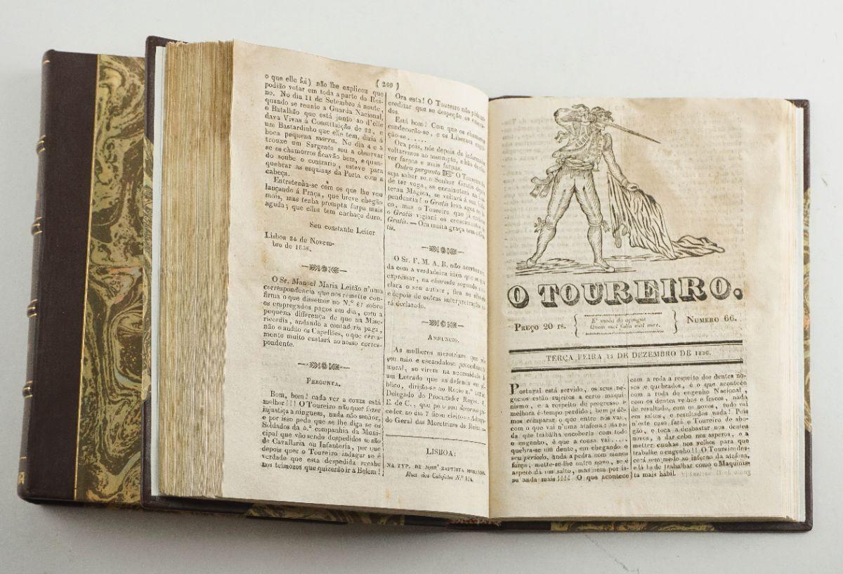 O Toureiro (1836-1837)