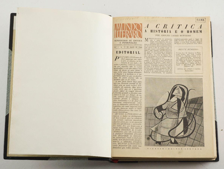 O Mundo Literário (1946-1948)
