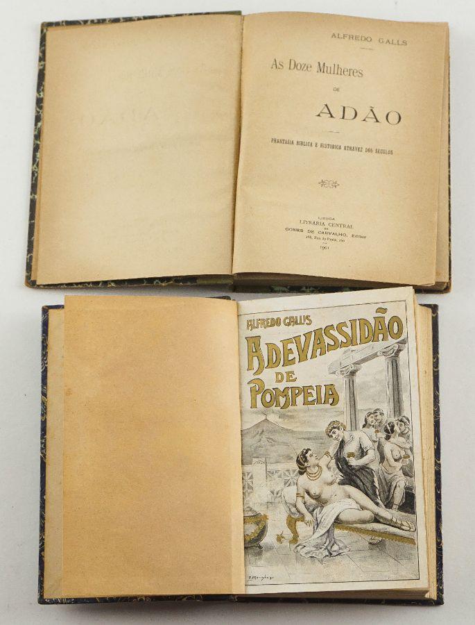 Livros eróticos portugueses