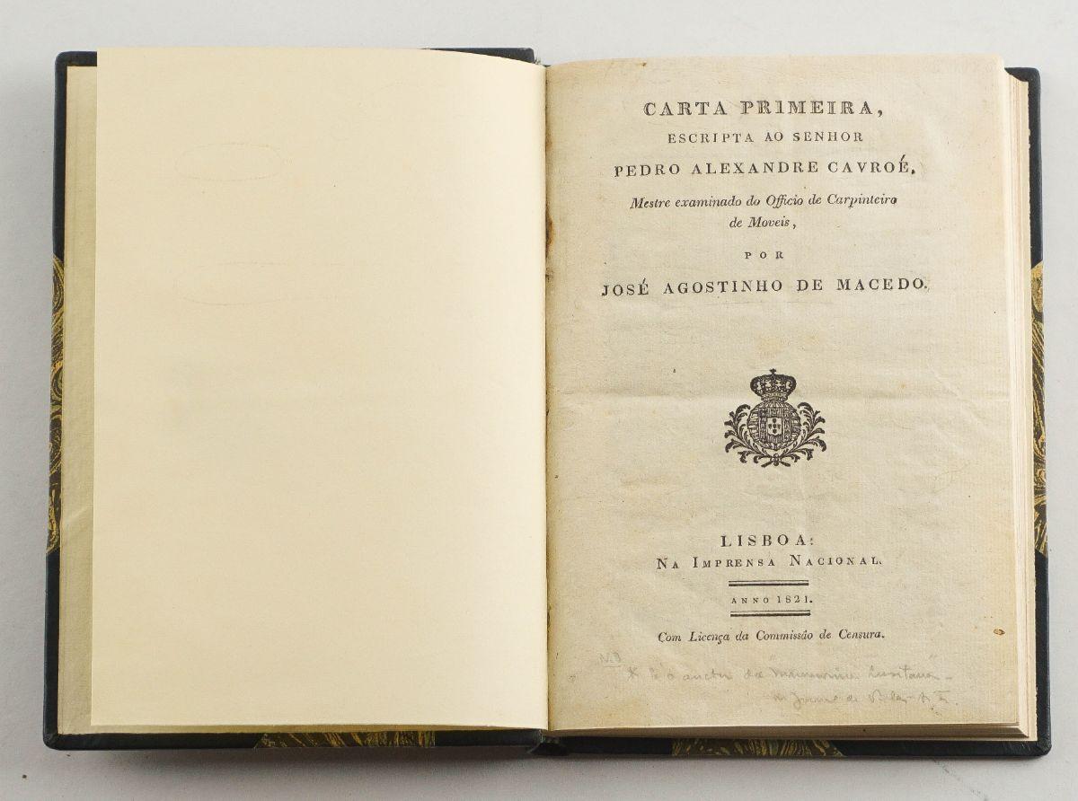 Publicação periódica do I Liberalismo (1821)