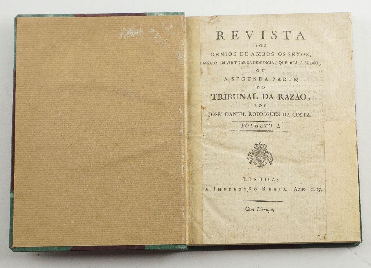 Revista dos Génios de Ambos os Sexos (1815)