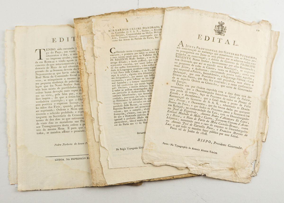 Documentos das Invasões Francesas