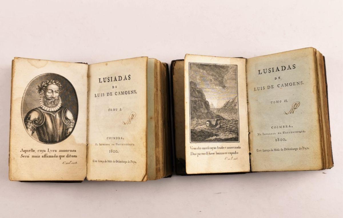 Lusiadas de Luis de Camoens