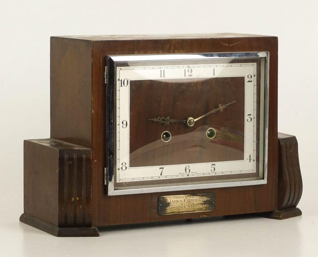 Relógio de mesa Inglês