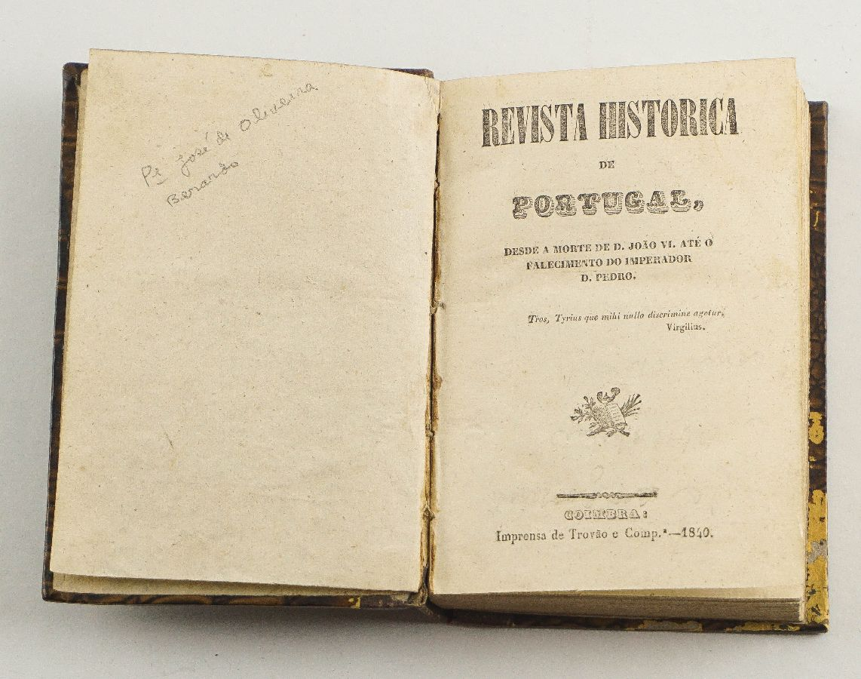 Revista Histórica de Portugal (1840)