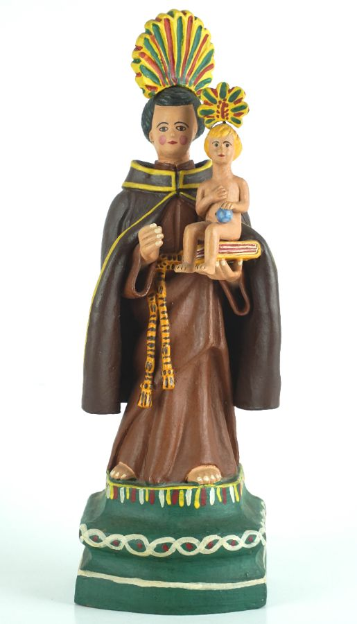 Santo António com O Menino