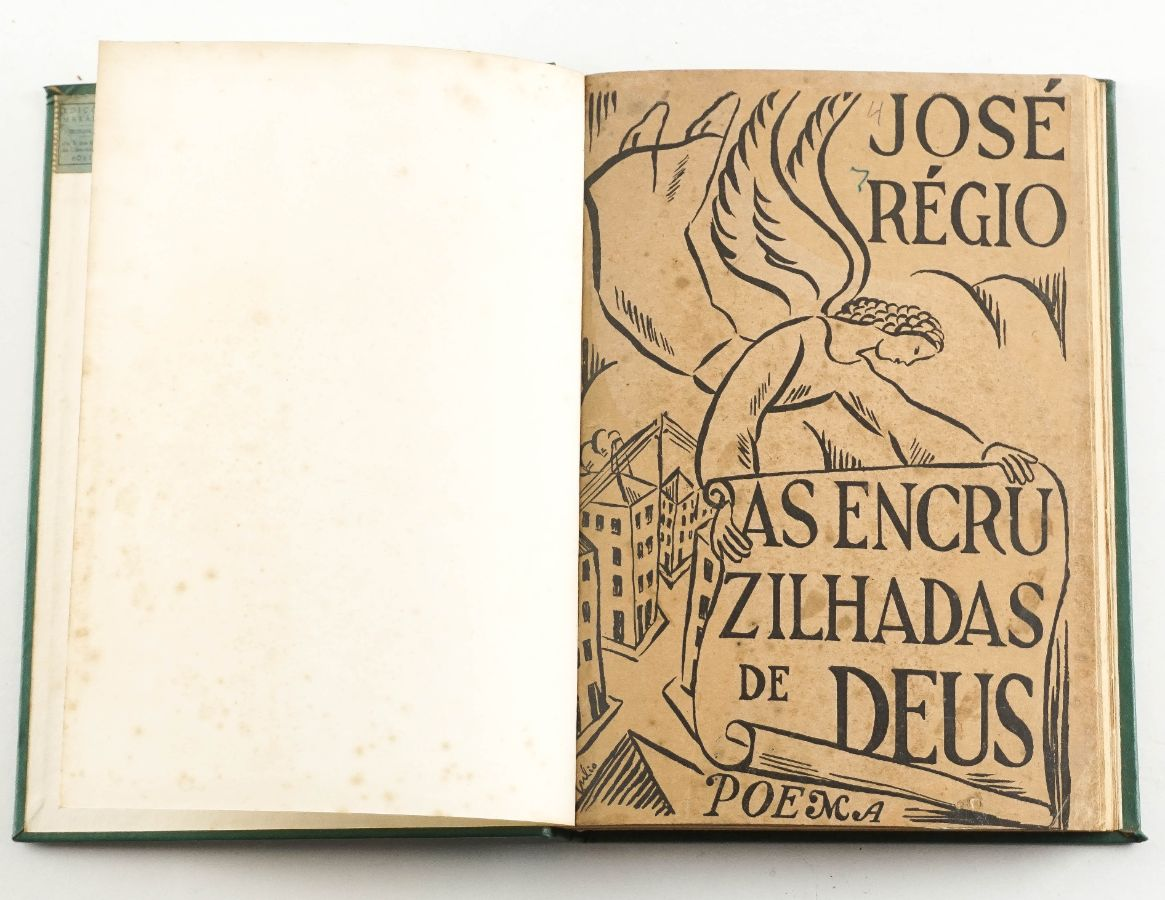 José Régio - Encruzilhadas de Deus