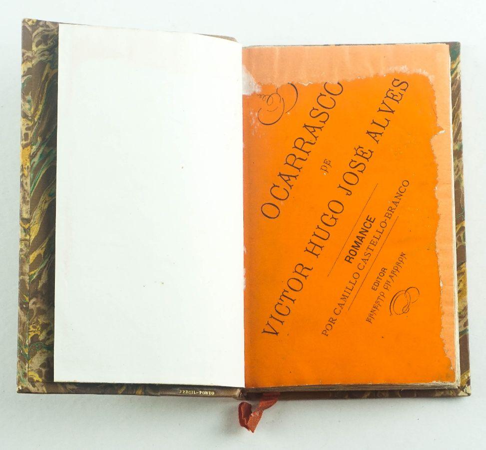 Camillo Castelo Branco – Primeira edição.
