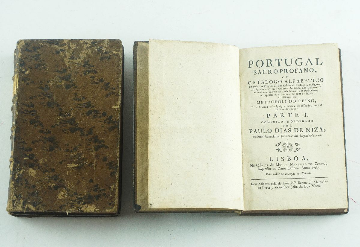 Portugal Sacro - Profano