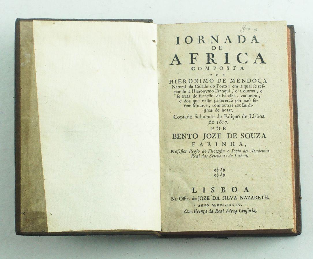 Ionarda de Africa - 1785