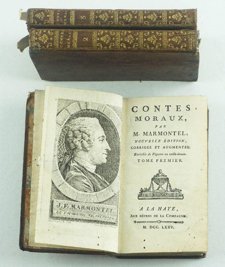 Contes Moraux et Bélissaire - 1775
